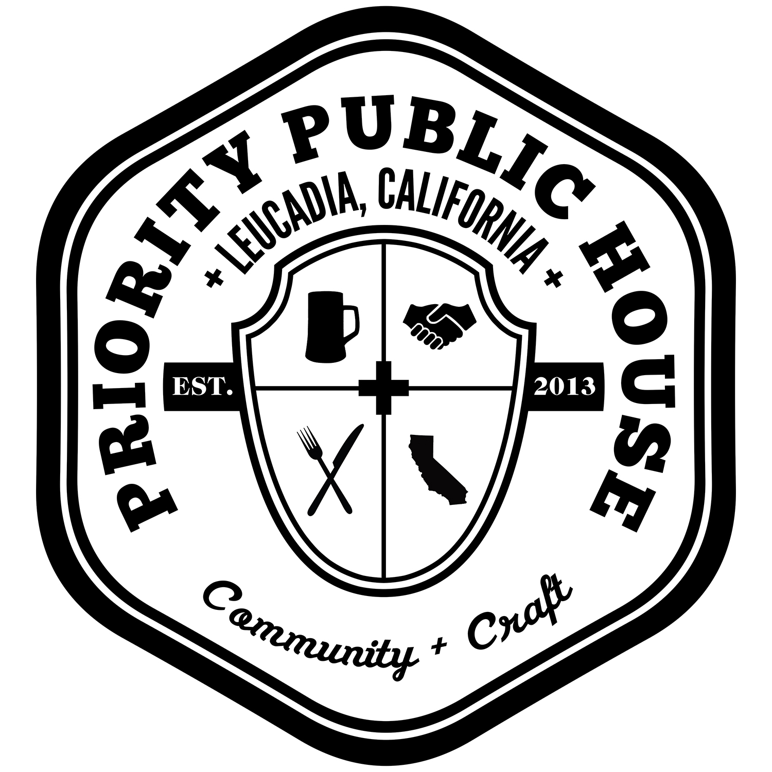 "Priority Public House Encinitas ""Keep it Local"" @ Priority Public House 