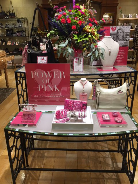 Brighton Power of Pink @ Brighton Collectibles | Escondido | California | United States